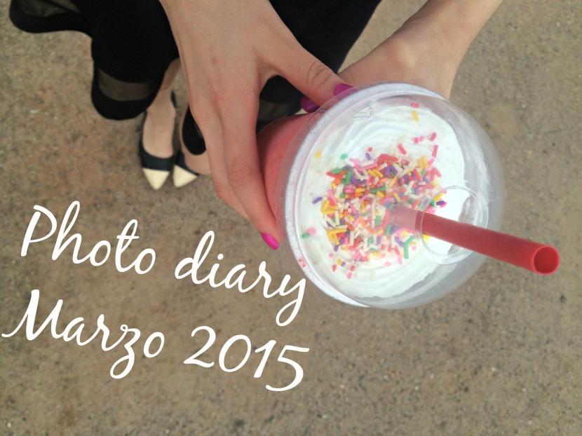 Photo diary marzo 1