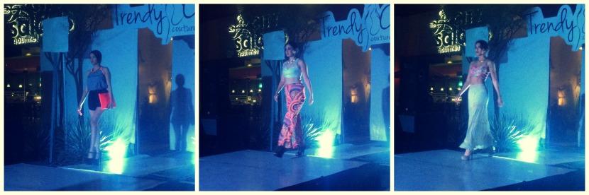 trendy and chic ciudad obregon primavera verano 2015 fashion neon palazo falda