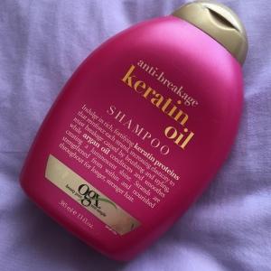 organix keratin oil mexcico blogger