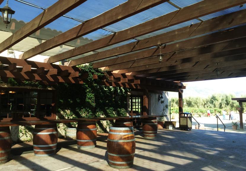la cetto ruta del vino ensenada