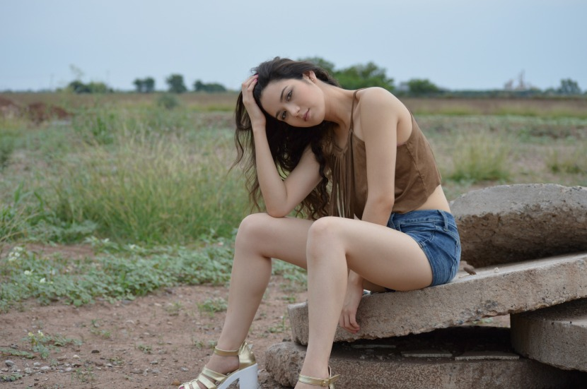 boho outfit blogger mexicana