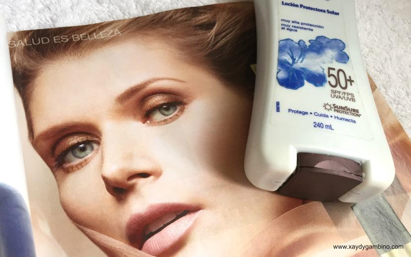 Cuidados de la piel Protector solar