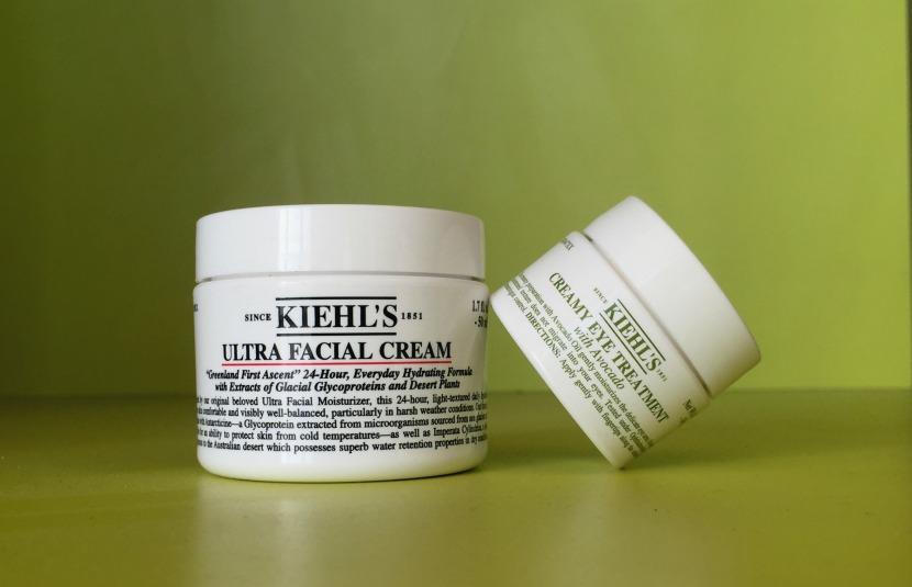 Kiehls mexico xaydy gambino blogger skincare
