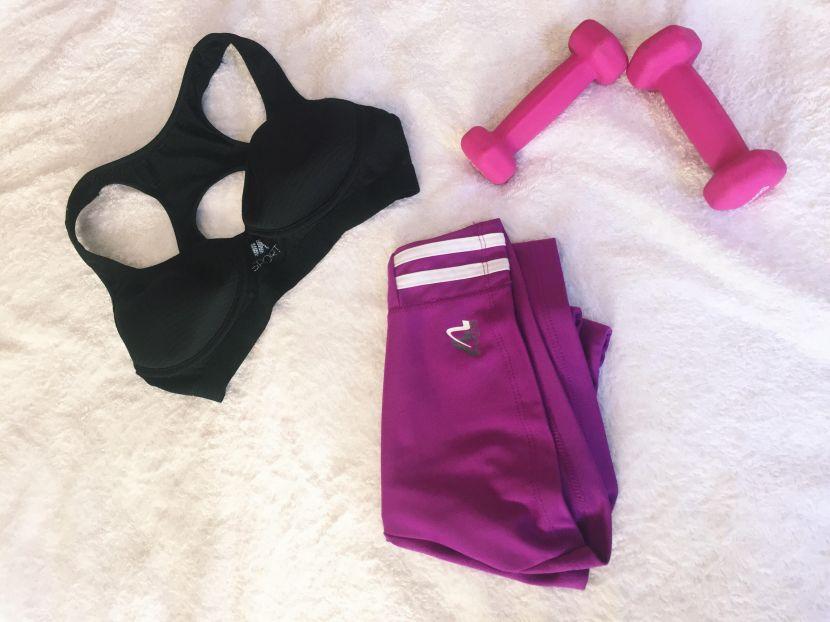 xaydy gambino blogger cuidad obregon ejercicio lifestyle