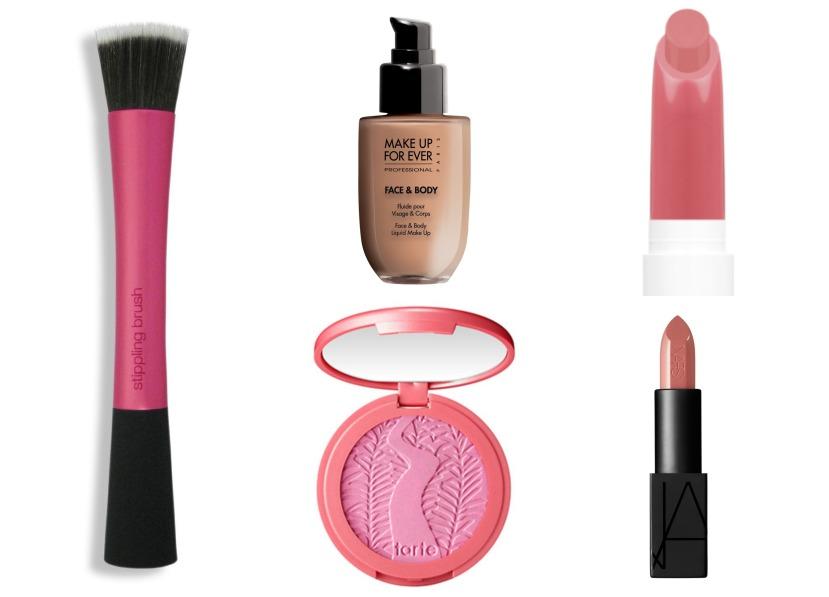 Makeup inspiration spring